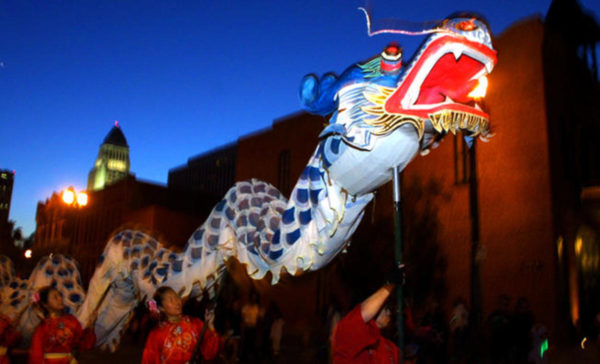 Free Lantern Festival to Shimmer in Chinatown