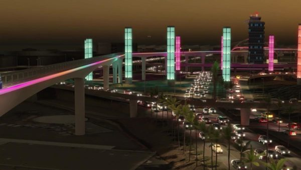 4 to Watch: Plan Your Commute Accordingly. There Will Be Lane Closures Near LAX Starting Tonight.