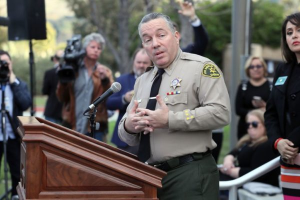 LA County Sheriff Pulls Opposition to Gun Stores as Essential Businesses – NBC Los Angeles