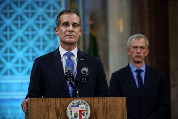 Mayor Garcetti to Serve as Biden Campaign Co-chair – NBC Los Angeles