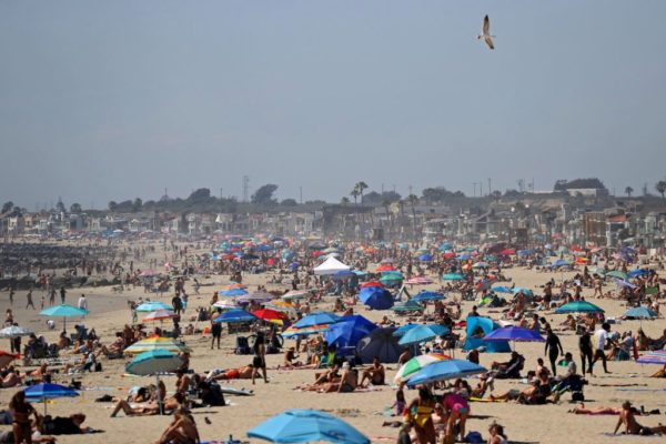 Governor Set to Close All Beaches and State Parks in California – NBC Los Angeles