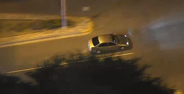 High Speed Pursuit Ends With Suspect Pulled From Car Window – NBC Los Angeles
