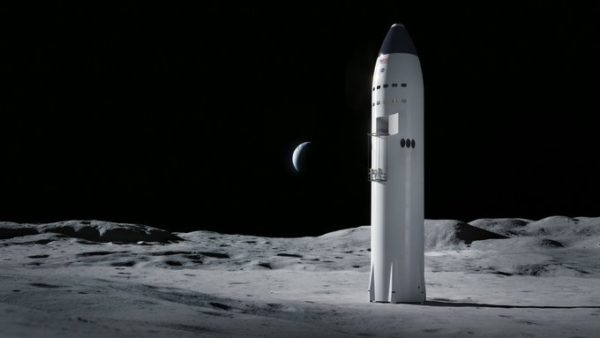 NASA taps SpaceX to develop lunar landing system – Daily News