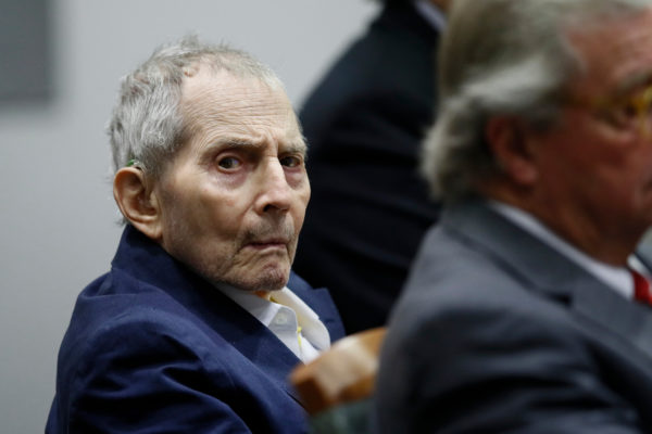 Robert Durst's LA Murder Trial, Already Postponed by Pandemic, Is Delayed Until 2021 – NBC Los Angeles