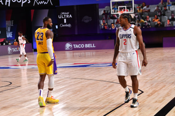 Clippers versus Lakers in the Battle for LA – NBC Los Angeles