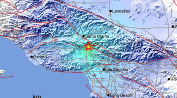 SoCal Wakes Up to Jolt From a Magnitude-4.2 Earthquake in Pacoima – NBC Los Angeles