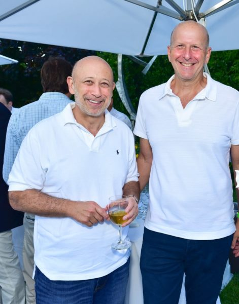 Goldman is clawing back millions in pay from CEO David Solomon, Lloyd Blankfein and others