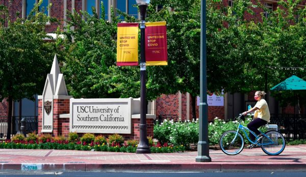 Allies to Call for Reinstatement of USC Football Player that Applied for Unemployment – NBC Los Angeles