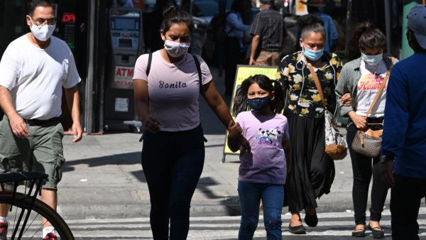 Researchers Predict Long Term Effects of Pandemic in New Study – NBC Los Angeles