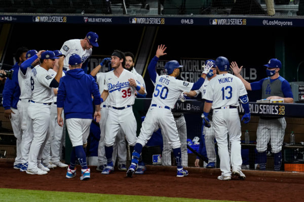 Dodgers Win First World Series Title Since 1988, Storming Back Against Rays in Game 6, 3-1 – NBC Los Angeles
