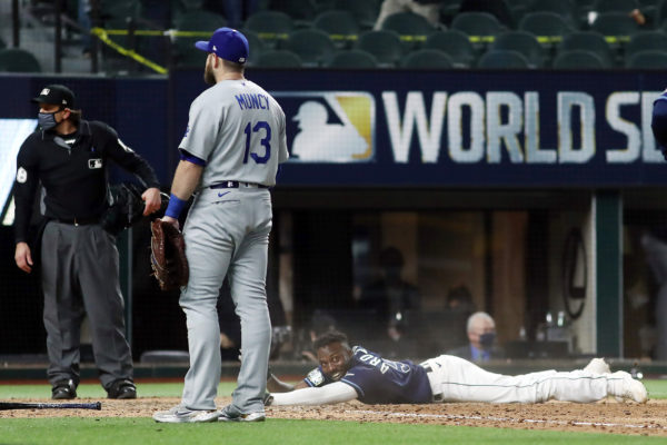 The Rays Battle Back and Even the World Series at 2-2, After Beating Dodgers 8-7 in an Instant Classic – NBC Los Angeles