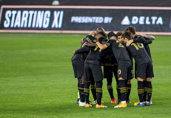 MLS Postpones LAFC and San Jose Match Due to Positive COVID-19 Tests – NBC Los Angeles
