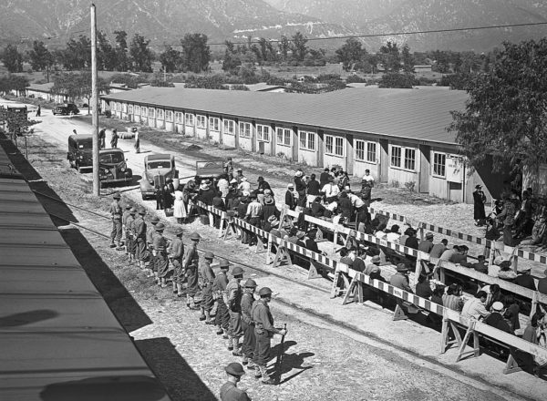 Arcadia, WWII Detention Site for Japanese Americans, Getting Police Chief of Japanese Descent – NBC Los Angeles