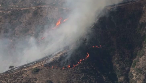 Evacuations Lifted in Glendale Fire – NBC Los Angeles