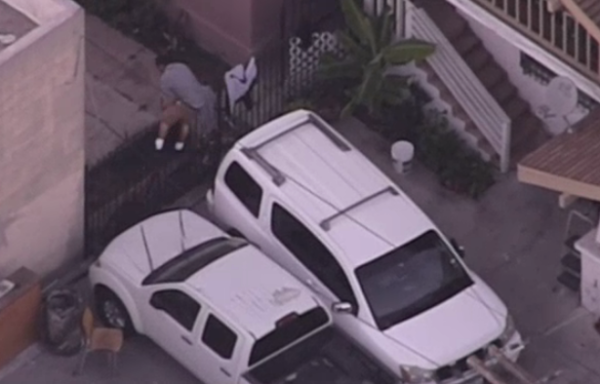 CHP in Pursuit of Driver of a Suspected Stolen Vehicle in Long Beach – NBC Los Angeles