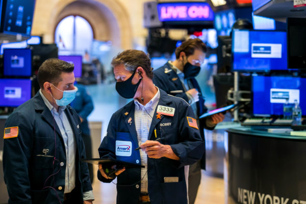 Dow futures drop 175 points as Wall Street looks set to shed gains from historic November