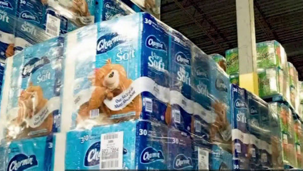 Toilet Paper is Scarce Again as 'Panic Factor' Returns – NBC Los Angeles