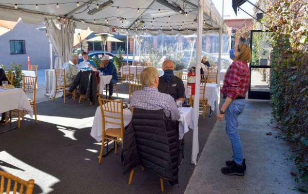 As Pasadena sees dining rush, other cities consider their own health departments – Daily News