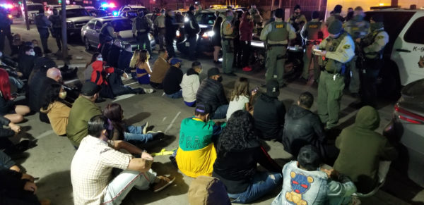 Monthlong LASD Crackdown On Super-Spreader Events Resulted in More Than 200 Arrests – NBC Los Angeles