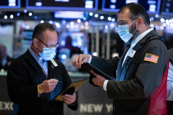 Stock futures jump ahead of the busiest week of earnings