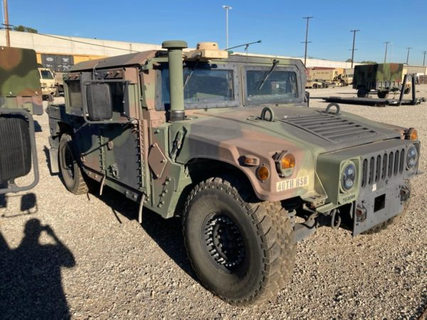 Armored Military Humvee Stolen From National Guard Armory in Bell Has Been Recovered – NBC Los Angeles