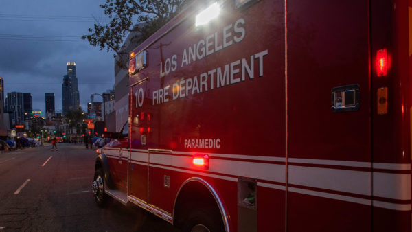 Firefighters Rescue Man From Burning Home in Cypress Park – NBC Los Angeles