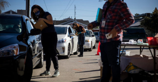 Continuing Job Losses Put Spotlight on Economic Relief