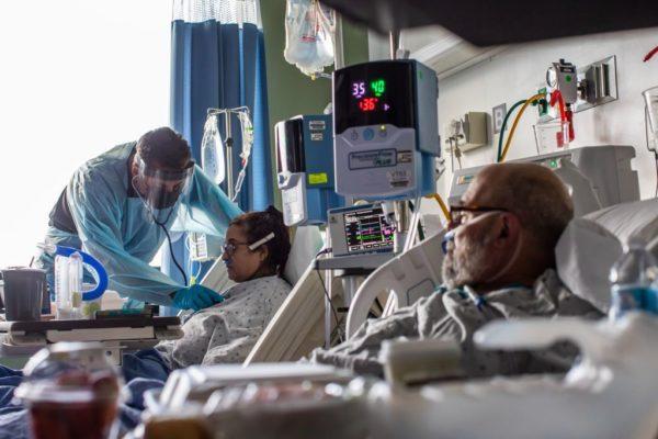 New Coronavirus Strain Found in More Than One-Third of Cases in Cedars-Sinai Study – NBC Los Angeles