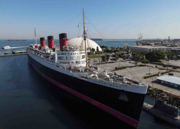 Firms behind Queen Mary management and hotels in Pasadena, Anaheim and Palm Desert file for bankruptcy – Daily News