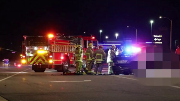 Two Teenagers in Palmdale Die in Crash Triggered By Hit-and-Run Driver – NBC Los Angeles