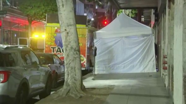 Coroner Identifies Man Killed Near Taco Stand in Downtown L.A. – NBC Los Angeles