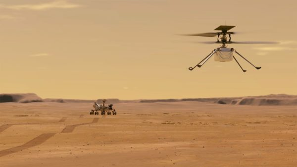 Mars Helicopter Completes 4th Flight – NBC Los Angeles