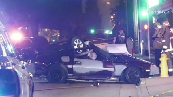 One Person Killed in Violent Crash in Azusa – NBC Los Angeles
