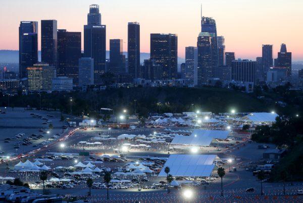 Dodger Stadium Vaccination Site to Close – NBC Los Angeles
