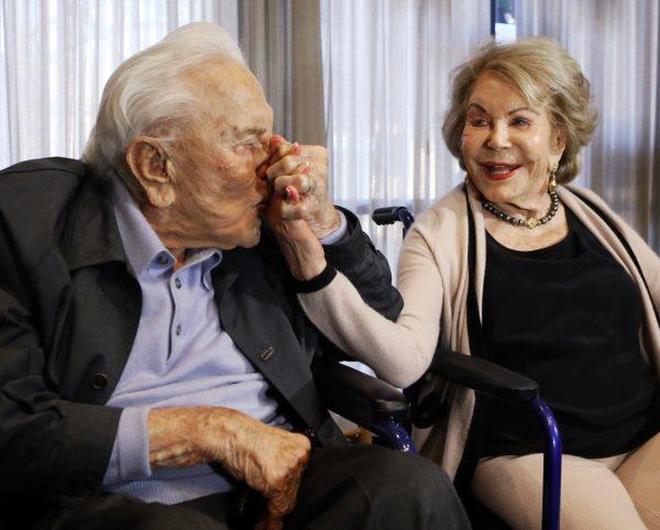 Anne Douglas, Widow of Late Actor Kirk Douglas, Dies at 102 – NBC Los Angeles