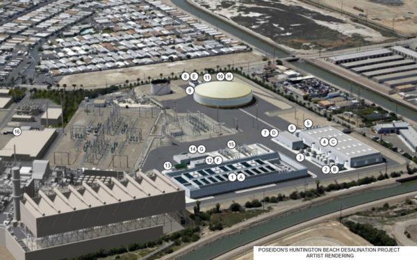 Poseidon wins key permit for desalination plant in Huntington Beach – Daily News