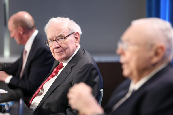 Warren Buffett says the pandemic has had an 'extremely uneven' impact and is not yet over