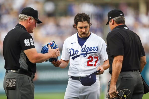 Woman Alleges Dodgers' Trevor Bauer Assaulted Her – NBC Los Angeles
