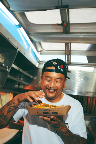 Renowned LA Chef Roy Choi Partners With Dodgers and Field Roast on New Kogi Dog – NBC Los Angeles