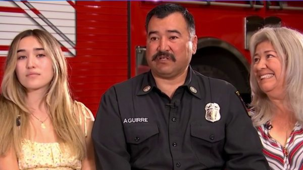 Year Later, LA Fire Captain Who Burned in Downtown LA Explosion Hopes His Story Can Be An Inspiration to Others – NBC Los Angeles