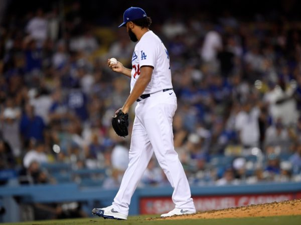 Second Straight Blown Save by Kenley Jansen Stops Dodgers From Tying Giants for First Place – NBC Los Angeles