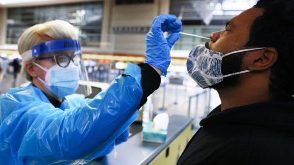 COVID-19 Cases Continue Relentless Spread in LA County – NBC Los Angeles