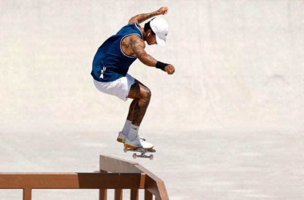 Get to Know Olympic Skateboarder, California Native Nyjah Huston – NBC Los Angeles