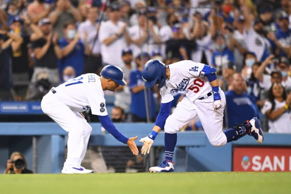 Julio Urías Earns 15th Win, Dodgers End Braves' 13-Game Road Win Streak – NBC Los Angeles