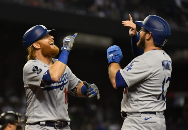 Justin Turner Hits Go-Ahead Homer, Dodgers Top Diamondbacks 8-3 – NBC Los Angeles