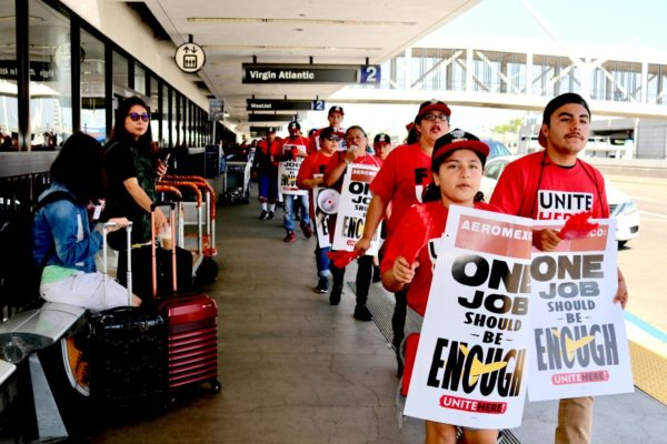Airline catering company Sky Chefs laying off hundreds of workers – Daily News