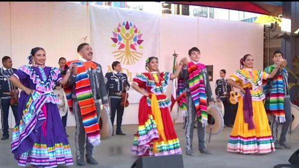 Mariachi Garibaldi Celebrates Culture Through Music – NBC Los Angeles