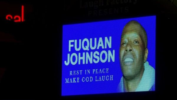 Comedians Mourn Fuquan Johnson – NBC Los Angeles