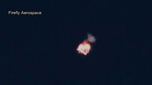 Rocket Explodes Minutes After Liftoff From California Coast – NBC Los Angeles