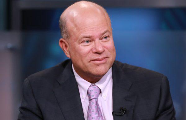 David Tepper doesn't think stocks are a great investment here, but says it all depends on rates